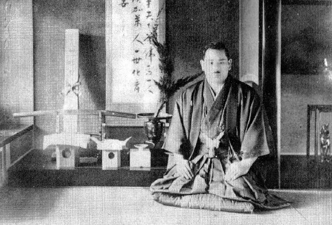 Tamio Kurihara in 1929