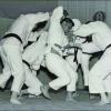 Hirano Tokio sensei during a visit to the authors original judo club the Judo and